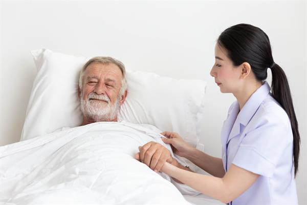 ศูนย์ดูแลผู้ป่วยติดเตียง