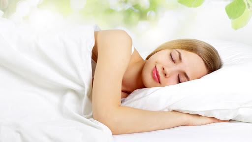 นอนให้ถูกวิธี